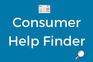 Consumer Help Finder