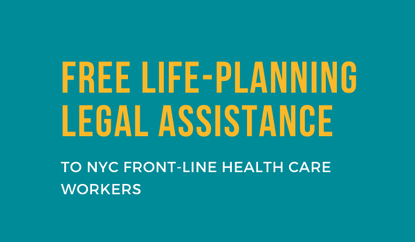 Life-Planning Legal Assistance